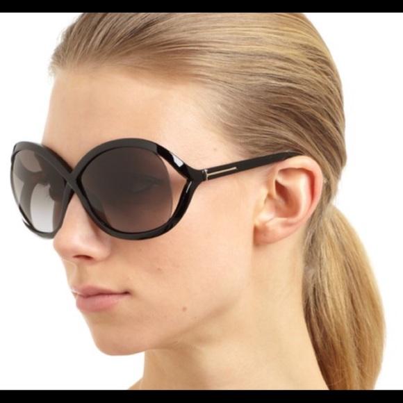Sandra Tom Tortoise Ford Sunglasses MUSzpV
